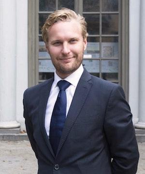 Gustaf Bährne