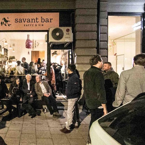 Savant Bar har öppnat på Tegnérgatan 4!